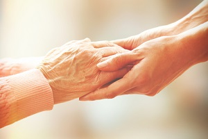 care for the elderly concept for Senior Care Options